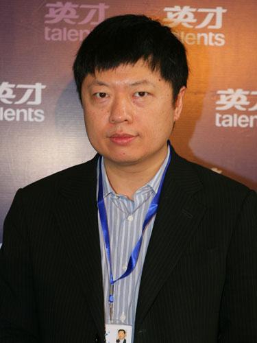 图文:易凯资本有限公司首席执行官王冉