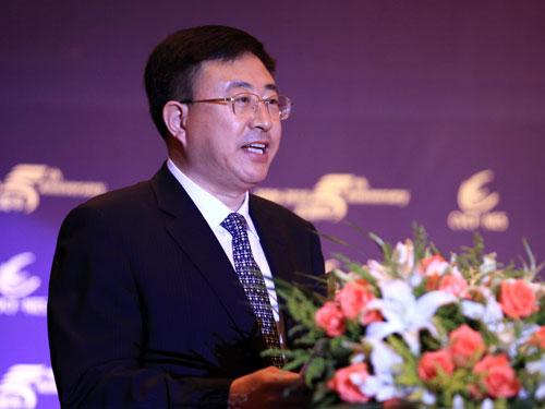 沈阳市人民政府市长陈海波致辞