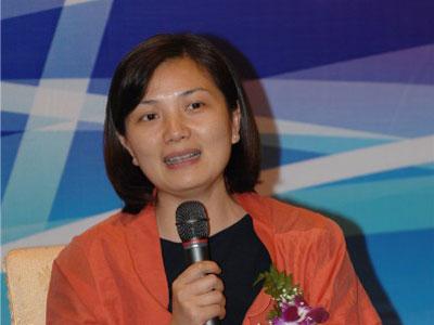 图文:上海诺亚财富中心总经理汪静波发言