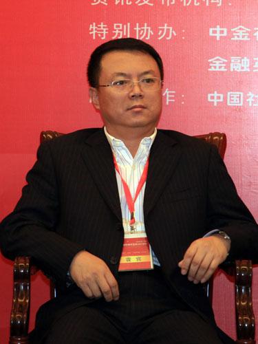 图文:东方富海总裁程厚博