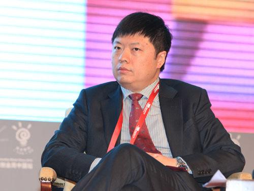 易凯资本有限公司首席执行官王冉(来源:新浪财经 陈鑫 摄)