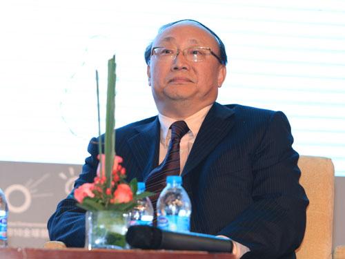上海交通大学中国金融研究院副院长费方域(来源:新浪财经 陈鑫 摄)