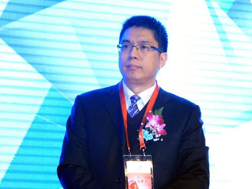 中国博客之父方兴东(来源:新浪财经 陈鑫 摄)