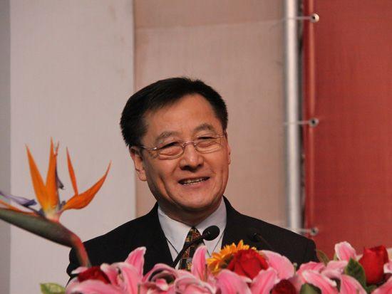 科技部党组成员张景安演讲