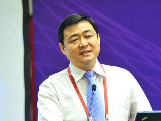中科智担保集团董事长张锴雍(资料图片)