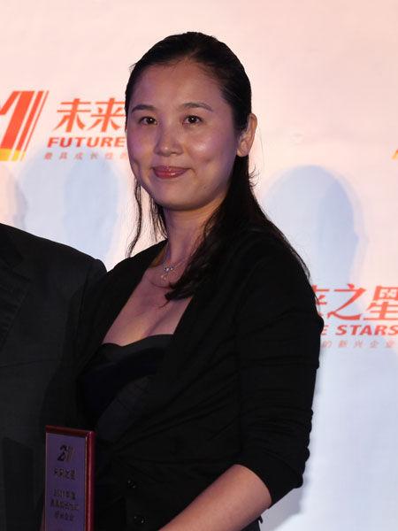 2011(第十一届)中国企业'未来之星'获奖企业小马奔腾影视文化发展有限公司(新浪财经 陈鑫 摄)