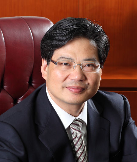江苏高科技投资团体有限公司总裁张伟(图片来历:资料图片)