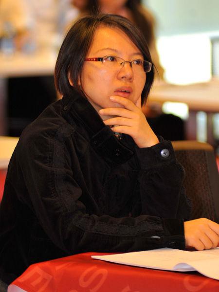 评委21世纪商业模式评选运营总监郑清