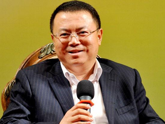 东方富海总裁程厚博(图片来源:新浪财经)