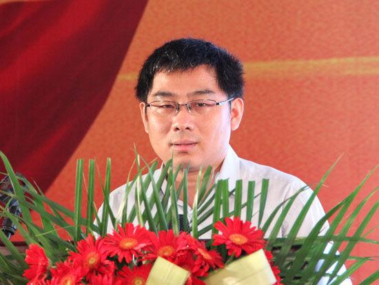 2012年7月29日,第三届中国上市公司风险管理高峰论坛在北京大学博雅国际会议中心隆重举办。图为北京大学法学院教授彭冰发言。(来源:新浪财经 任立殿摄)
