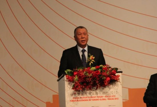 中国人民政治协商会议副主席何厚铧