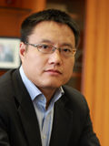 上海汽车集团财务总监谷峰