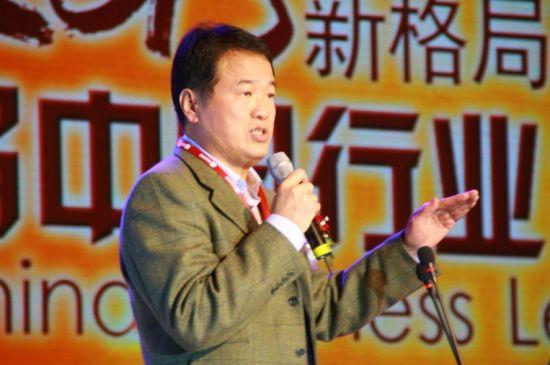 黄怒波  中坤投资集团董事长