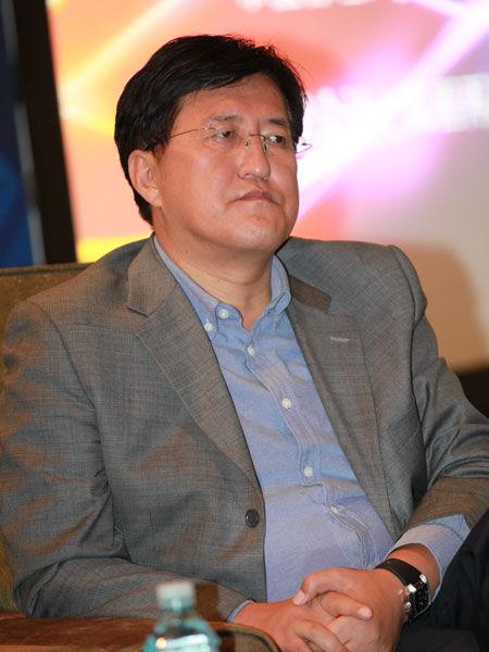 图文:金蝶软件集团助理总裁赵亮