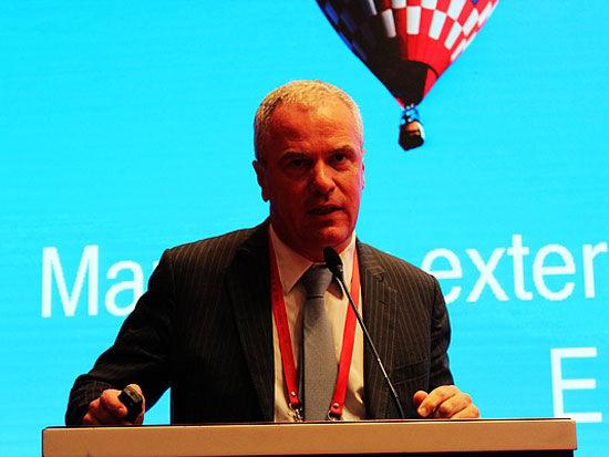 欧洲品质管理基金会特许顾问阿德里亚诺.鲁奇尼(图片来源:新浪财经)