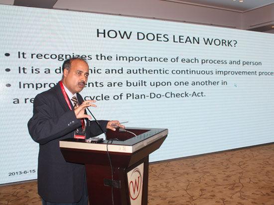 印度管理科技学院教授纳伦德拉.莫汉.米什拉(图片来源:新浪财经)