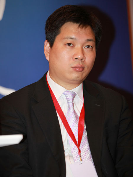 图文:摩根大通中国首席经济学家朱海斌