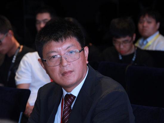 中国国际金融公司董事总经理黄朝晖