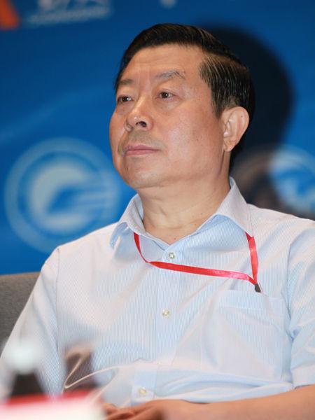 上图为鞍钢集团党委书记杨华图片