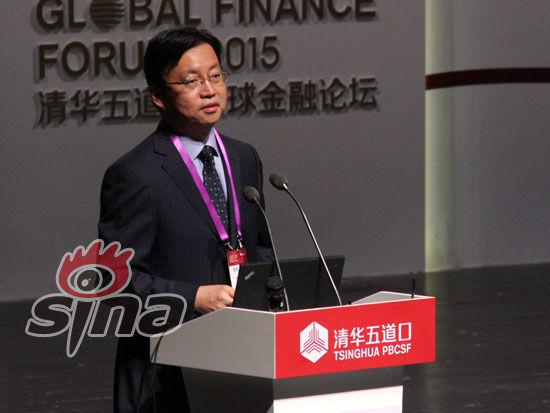 图片:中国保险行业协会会长朱进元|五道口全球