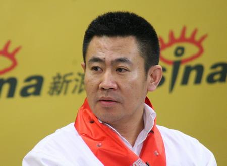 中央电视台经济频道总监助理赵赫