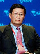 中国投资有限责任公司董事长兼首席执行官楼继伟
