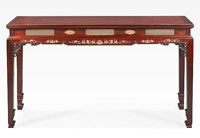 中国明清家具的鉴别与收藏