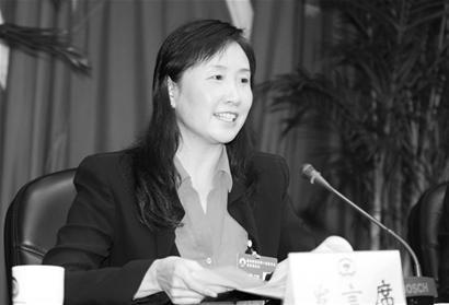 图为香港益业有限公司创始人刘娟。(图片来源:资料图)