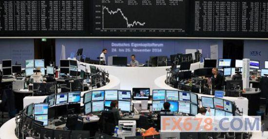 【欧股开盘】股市周三高开,中国经济数据不佳