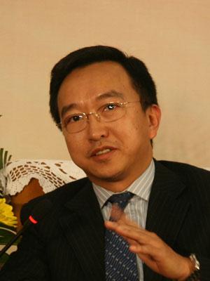 图文:上投摩根基金公司副总经理傅帆