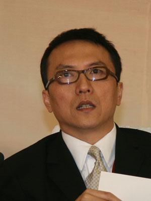 图文:麦格理资本证券公司台湾区负责人陈宏远