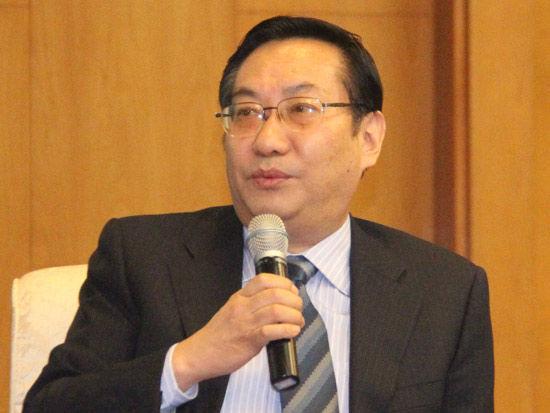 中国基金业协会会长孙杰