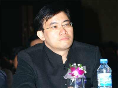 图文:汇丰银行个人金融理财业务总经理陈伟民