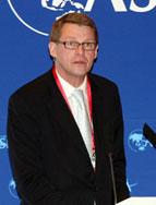 芬兰总理马蒂・万哈宁