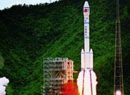 1992年长征二号火箭发射