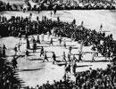 1949年玉门油矿庆祝解放