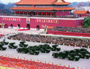1999年50大庆的阅兵式