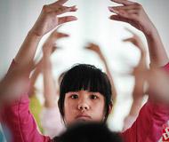 聋哑学生的舞蹈梦