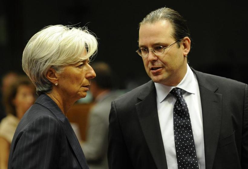 法国首位女性财政部部长