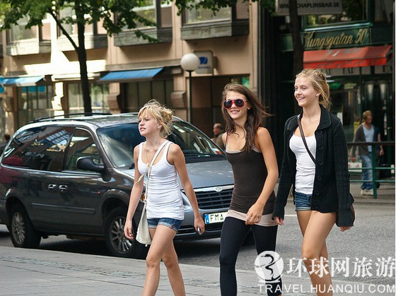 中国游客屡被抢 是游客炫富还是瑞典不安全(图)