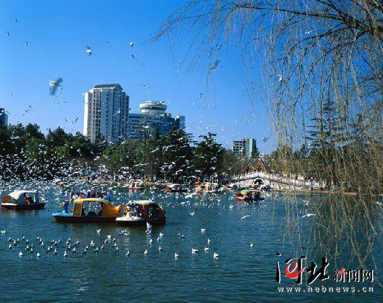 快乐漫步 2010中国十大最具幸福感城市(组图)