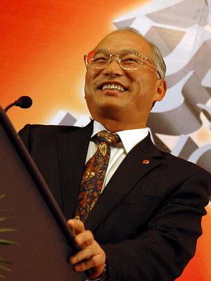 长安汽车集团董事长兼总裁尹家绪谈创新发展