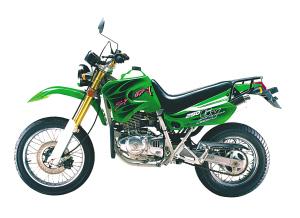 排量越野摩托车