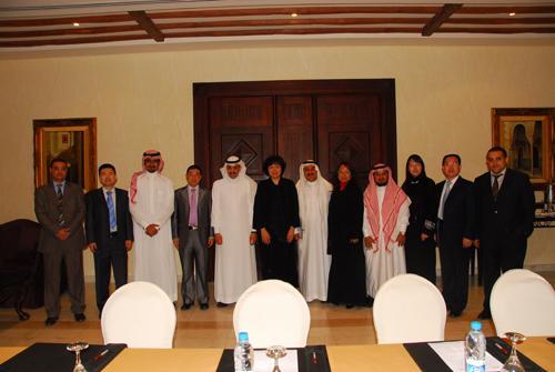 中国与沙特阿拉伯王国召开第一次贸易救济合作