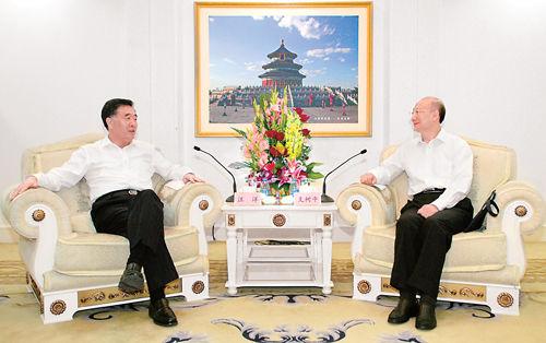 广东省与质检总局领导座谈侧记_滚动新闻