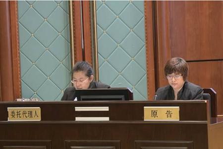 北京朝阳法院公开审理吴奇隆诉销售生产方维权案 索赔211万