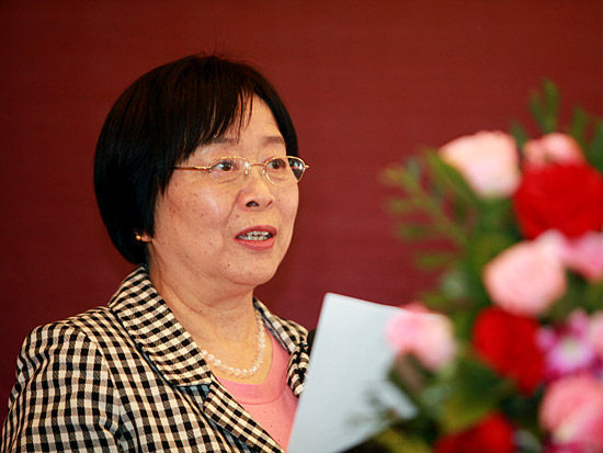 中国人民银行原副行长、国家外管局原局长、清华大学五道口金融学院院长吴晓灵