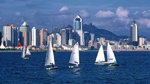 青年最爱旅游城市青岛位列第二 137城市竞争