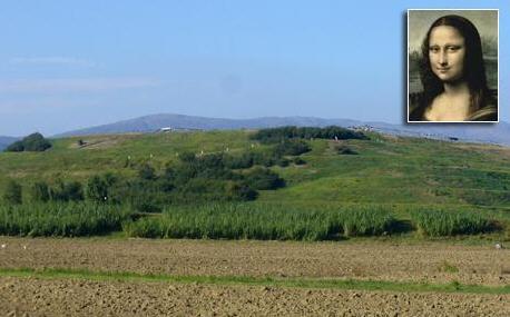 意大利学者称蒙娜丽莎原型遗骸被弃垃圾山(图)