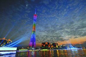 """""""亚运效应""""引爆广州旅游市场 海心沙岛成新名片"""